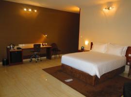 Hotel Castelo Branco, Chimoio (рядом с регионом Gorongosa)