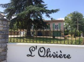 L'OLIVIERE, La Digne-d'Aval