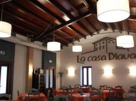 Hotel Restaurante Casa Blava, Альсира (рядом с городом Reig)