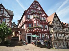 Schmuckkästchen-Hotel & Café