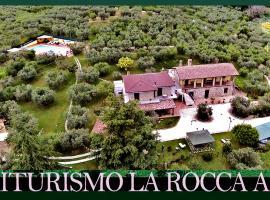 Agriturismo La Rocca Assisi, Petrignano (Torchiagina yakınında)
