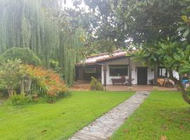 Casa Quintes al lado de gijon, Villaviciosa (Quintes yakınında)