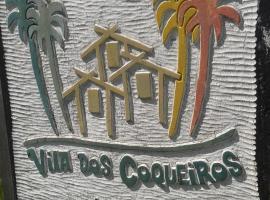 Vila dos Coqueiros II, Santa Cruz Cabrália (Emílio Magno yakınında)
