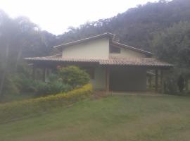 Pousada 4M, Aiuruoca (Cruzília yakınında)