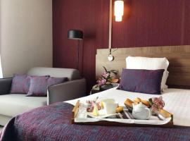 Best Western Le Duguesclin, Saint-Brieuc