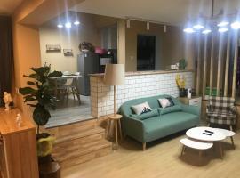 Kunming Yi Yue Ju Apartment, Kunming (Wenquan yakınında)