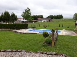 Le Mouton Qui Rit, Mailleroncourt-Saint-Pancras (рядом с городом Passavant-la-Rochère)