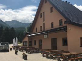 Hotel&Restoran Idila