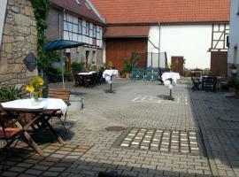 Landpension Gutshof Grossheringen