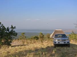 Akagera Rhino Lodge, Kayonza (рядом с регионом Rutonde)