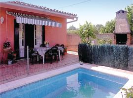 Two-Bedroom Holiday Home in Sant Miquel de Fluvia, San Miguel de Fluviá (рядом с городом Palau de Santa Eulalia)