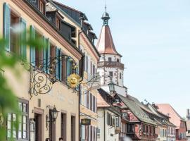 Hotel Restaurant Sonne, Gengenbach (Berghaupten yakınında)