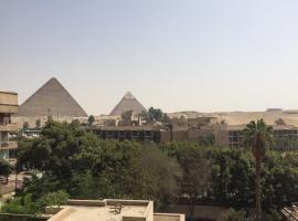 H10 Pyramids View, Kahire (Nazlat as Sammān yakınında)