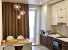 Apartament Smolenskaya 12