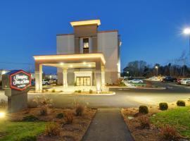Hampton Inn & Suites Boston/Stoughton, Ma, Stoughton (in de buurt van Randolph)