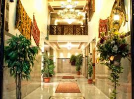 Jardaneh Hotel, Akabe (Khashm al Qatrah yakınında)