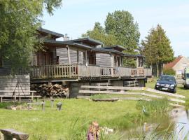 Familienhaus Horse Lake Ranch 3, Neuendorf (Saal yakınında)