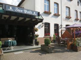 Gasthof zur Post, Cobbenrode (Oedingen yakınında)
