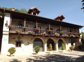 Hotel Spa Casona La Hondonada, Теран