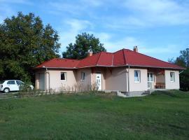 Bokros Vendégház, Tordas (рядом с городом Csontostanya)