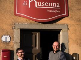 La Canonica Di Nusenna, Gaiole in Chianti (Solata yakınında)