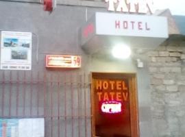 Hotel Tatev, Goris (Xankǝndi yakınında)