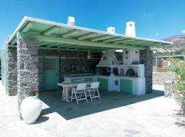 Traditional Holiday Tiny House, Парос (рядом с городом Angairiá)