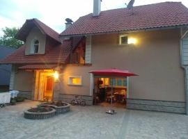 Apartments Andjelina, Donje Vardište (Muhići yakınında)