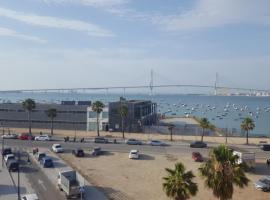 Punta Kika, Cádiz (Puntales yakınında)