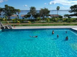 Hotel Laguna Jardín