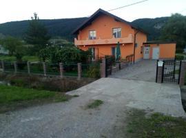 Vila Una 1, Ripač