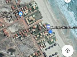 Hostel, Pousada & Camping Além do Arco-Íris