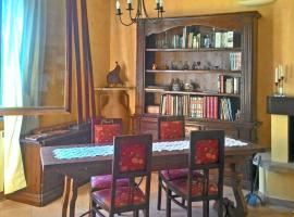 Casa vacanze Monteciappo, Mondolfo (San Costanzo yakınında)