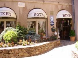 Hotel Biney, Rodēza
