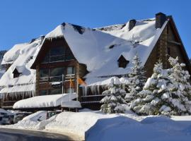 Hotel Chalet Bassibe by Silken, Baqueira-Beret