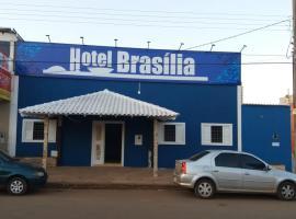 Hotel Brasilia, Alexânia (Ôlho d'Água yakınında)