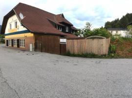 Motel Podesser, Arnoldstein (Gailitz yakınında)