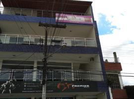 Hotel Andrade, Tucano (Poço Redondo yakınında)