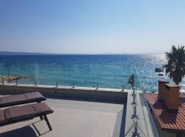 Beach Hotel Split, Подстрана