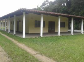 Recanto Do Guerreiro, Iguape (Vila Barra do Icapara yakınında)