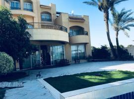 Elgamal Luxury Villa, Abū Sulţān
