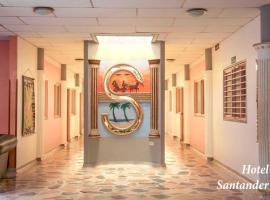 Hotel Santander, Saravena