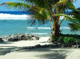 Tropical Sands, Rarotonga (Ngatangiia yakınında)