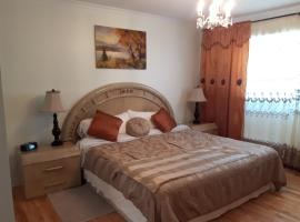 Three bedroom holiday apartment