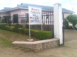 Tukuyu HillView Hotel, Mbeya (Near Nakonde)