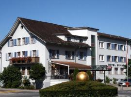Hotel Sonne Reiden AG, Reiden (Zofingen yakınında)