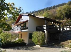 In villa privata app. di 2 locali, Mörel (Breiten yakınında)