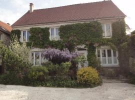 Couleurs et jardin, Saint-Augustin (рядом с городом Touquin)