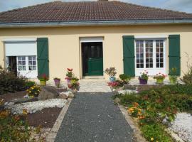 maison a la campagne, Remouillé (рядом с городом Saint-Hilaire-de-Loulay)