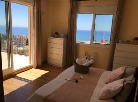 Habitación en Chalet frente al mar